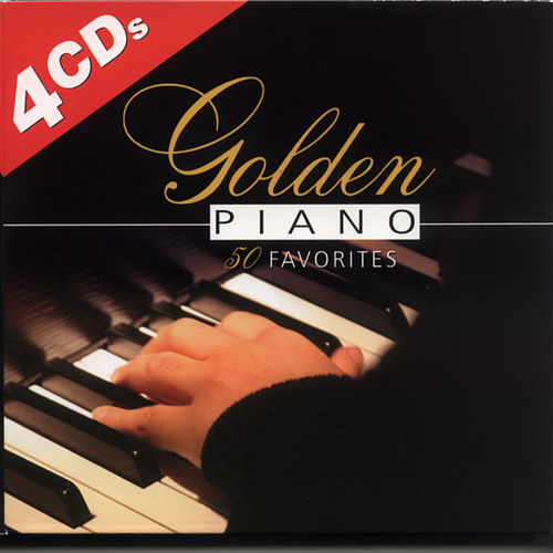 Play & Download Golden Piano 50 Favorites by The Starlite Singers | Napster