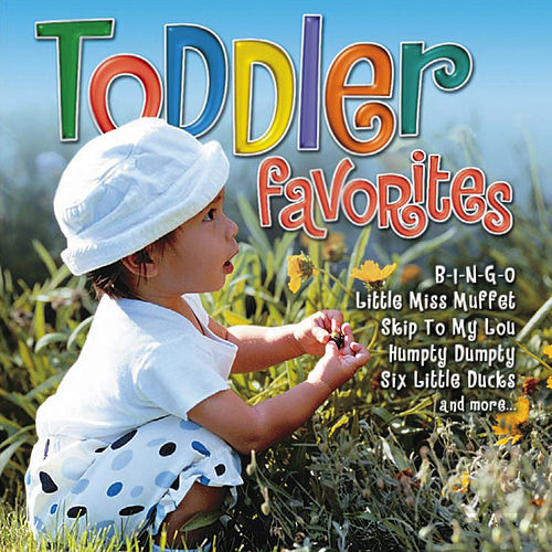 Toddier Favorites by The Countdown Kids