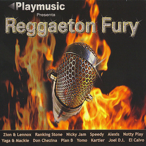 Reggaeton Fury by Various Artists