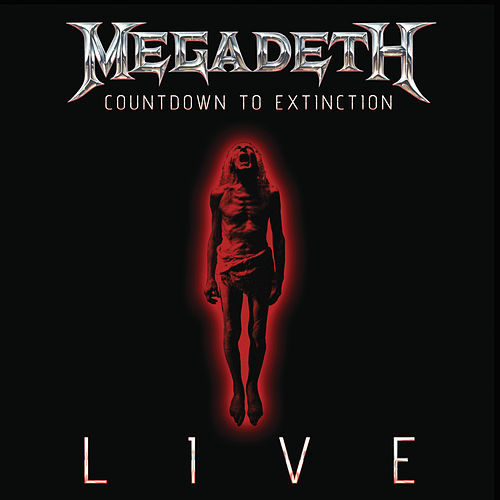 Countdown To Extinction: Live von Megadeth