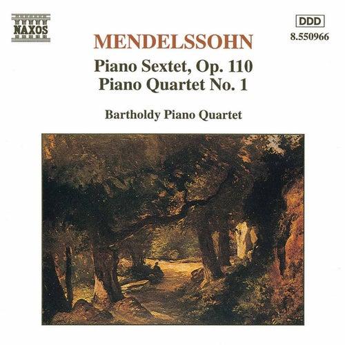 Play & Download Piano Quartet No. 1/ Sextet, Op. 110 by Felix Mendelssohn | Napster