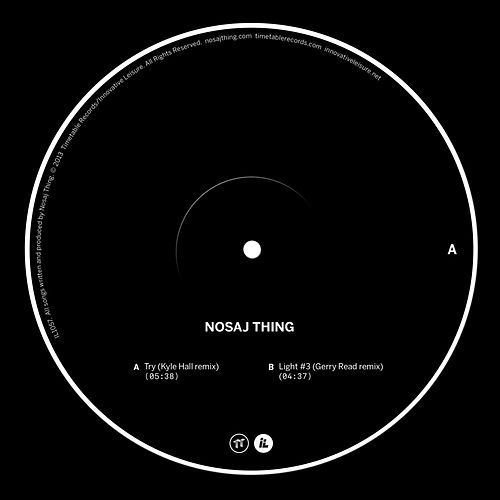 Home Remixes by Nosaj Thing