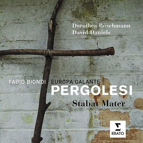 Play & Download Pergolesi Stabat Mater Salve Regina by Dorothea Roschmann | Napster