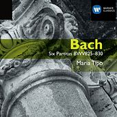 Play & Download Bach: 6 Partitas, BWV 825-830 by Maria Tipo | Napster