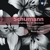 Schumann: Symphony Nos. 1-4 etc by New Philharmonia Orchestra