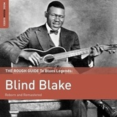 Play & Download Rough Guide To Blind Blake by Various Artists | Napster