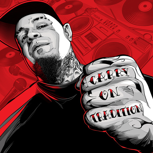 Play & Download Carry on Tradition by Vinnie Paz | Napster