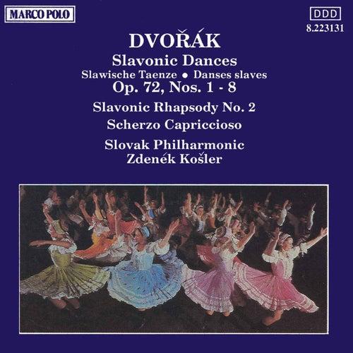 Play & Download Slavonic Dances Op. 72 Rhapsody by Antonin Dvorak | Napster