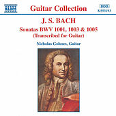 Play & Download Sonatas For Guitar by Johann Sebastian Bach | Napster