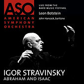 Play & Download Stravinsky: Abraham and Isaac by American Symphony Orchestra | Napster