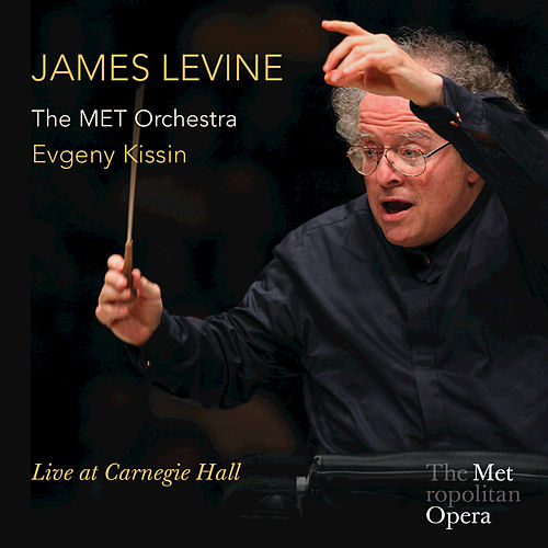Play & Download James Levine - Live At Carnegie Hall by James Levine | Napster