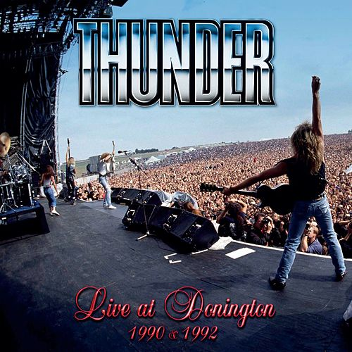 Play & Download Live at Donington by Thunder | Napster