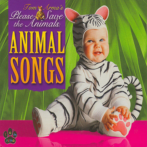 Play & Download Tom Arma - Animal Songs  by The Countdown Kids | Napster