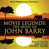 Play & Download Movie Legends: The Music of John Barry by Various Artists | Napster