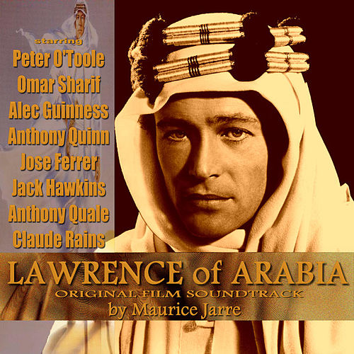 Lawrence of Arabia by London Philharmonic Orchestra