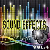 Sound Effects, Vol. 4 (Heartbeat, Seagulls, Telephone, Hammer, Insects and More...) by Various Artists