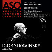 Play & Download Stravinsky: Mavra by American Symphony Orchestra | Napster