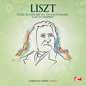 Liszt: Étude De Concert No. 3 in D-Flat Major, S. 144