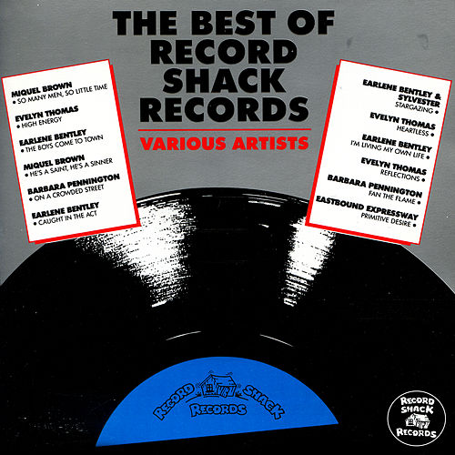 The Best of Record Shack Records by Various Artists