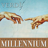 Classical Masterpieces of the Millennium: Verdi by Various Artists