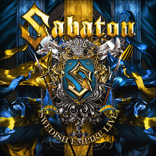 Play & Download Swedish Empire Live by Sabaton | Napster