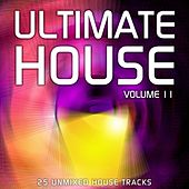 Ultimate House Vol 11 - EP by Various Artists