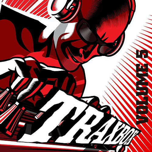 Traxbox Vol. 5 (Trax Records Remastered) by Various Artists