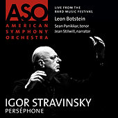 Play & Download Stravinsky: Perséphone by Jean Stilwell | Napster
