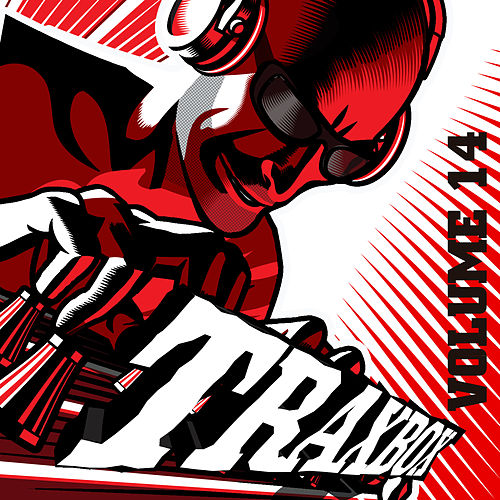 Traxbox Vol. 14 (Trax Records Remastered) by Various Artists