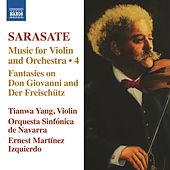 Play & Download Sarasate: Music for Violin and Orchestra, Vol. 4 by Tianwa Yang | Napster