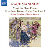 RACHMANINOV: Music for 2 Pianos by Martin Roscoe