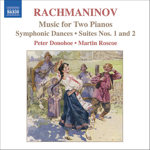 Play & Download RACHMANINOV: Music for 2 Pianos by Martin Roscoe | Napster