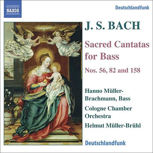 Play & Download BACH, J.S.: Bass Cantatas, BWV 56, 82, 158 by Various Artists | Napster