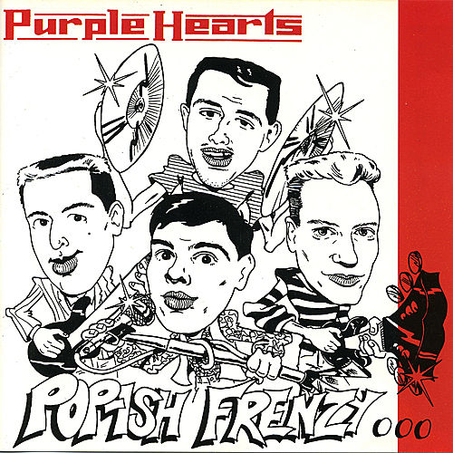 Play & Download Pop-ish Frenzy by Purple Hearts | Napster