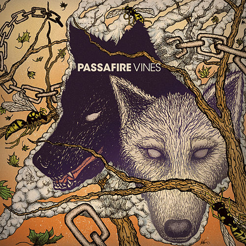 Play & Download Vines by Passafire | Napster