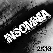 DJ Analyzer vs Cary August - Insomnia 2k13 (The 2013 Remixes) by Cary August