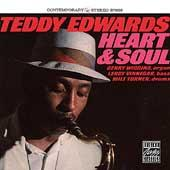 Heart & Soul by Teddy Edwards