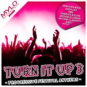 Turn It Up - Progressive Festival Anthems, Vol. 3 by Various Artists