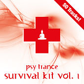 Psy Trance Survival Kit, Vol. 1 by Various Artists