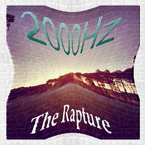 2000hz by The Rapture