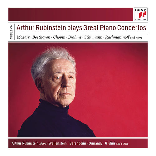 Play & Download Arthur Rubinstein Plays Great Piano Concertos by Arthur Rubinstein | Napster