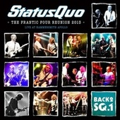 Play & Download Back2SQ1-The Frantic Four Reunion 2013 (Live At Wembley) by Status Quo | Napster