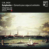 Play & Download C.P.E. Bach: Symphonies & Concertos by Various Artists | Napster