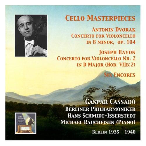 Play & Download Cello Masterpieces: Gaspar Cassadó (Berlin 1935 - 1940) by Gaspar Cassado | Napster