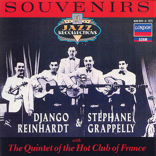 Play & Download Souvenirs by Django Reinhardt | Napster
