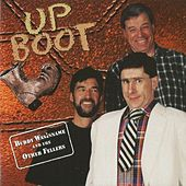 Up Boot by Buddy Wasisname