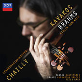 Play & Download Brahms: Violin Concerto; Hungarian Dances;  Bartók: Rhapsodies by Leonidas Kavakos | Napster