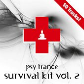 Psy Trance Survival Kit, Vol. 2 by Various Artists