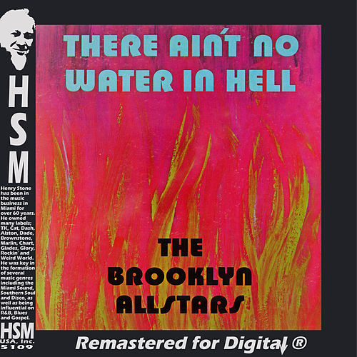 Play & Download Ain't No Water in Hell by The Brooklyn All-Stars | Napster