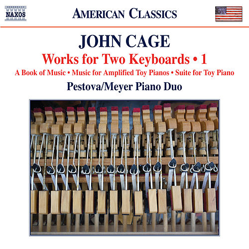 Play & Download Cage: Works for 2 Keyboards, Vol. 1 by Xenia Pestova | Napster